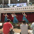 写真:アラモアナ センター フラショー