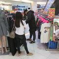 写真:パラディウム ワールド ショッピング