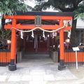 喜多埜稲荷神社 (綱敷天神社 御本社)