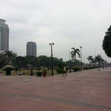 のどかな公園