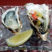 牡蠣料理 ASSE かなわの中食