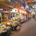 写真:通仁市場