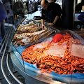 写真:魚市場