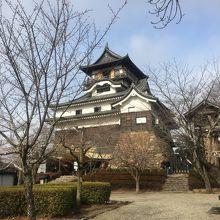 犬山城です。