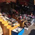 写真:東大門靴卸売市場