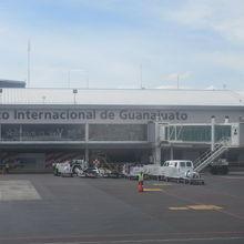 美しいコロニアル都市のグアナファトへの最寄り空港