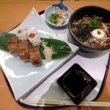 直会(なおらい)・旬彩香房 撰(せん)の昼食