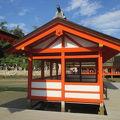 写真:嚴島神社 能舞台