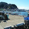 写真:金谷漁港