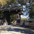 写真:中立売御門 (京都御苑内)