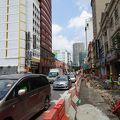 写真:トゥンク アブドゥル ラーマン通り