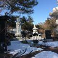 写真:鎌原観音堂