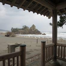 波はすごい