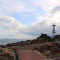 写真:薩摩長崎鼻灯台