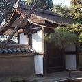 写真:東福寺 月下門