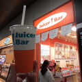写真:ジューサーバー JR京都店