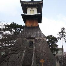 木造の中では高さ日本一