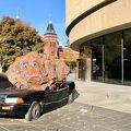 写真:ハーシュホーン美術館と彫刻庭園