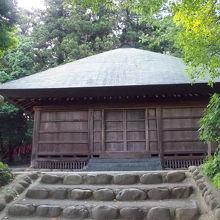 青梅市でも大きな寺院