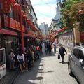 写真:釜山 チャイナタウン