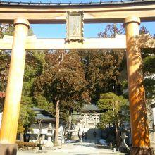 高山祭りの聖地