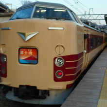 乗り得な列車です!