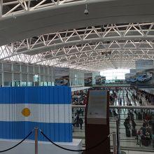 ブエノスアイレスの玄関口