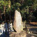 写真:明治天皇 伏見桃山陵