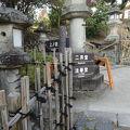 写真:東大寺境内町
