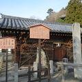 写真:東大寺二月堂 閼伽井屋