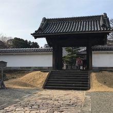 日本最大級の藩校跡