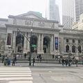 写真:ニューヨーク市立図書館