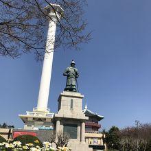 釜山を見守っています