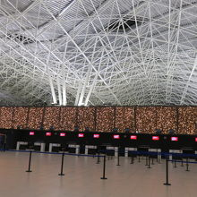 小規模な空港