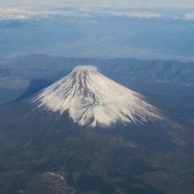 11月末の富士