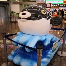 山口県のメインの空港
