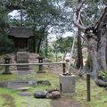 写真:地蔵堂 (岡山後楽園)