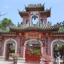 中国らしい彩色