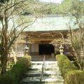 写真:大内義隆公墓所 大内義隆主従の墓所