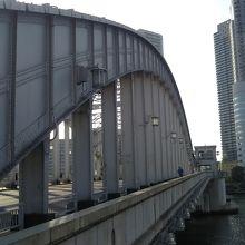 美しい橋です