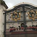 バッキンガム宮殿の衛兵交替式