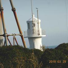 足摺岬灯台  ジョン万次郎がいる四国最南端灯台