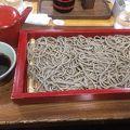 写真:水車生そば 川原子店
