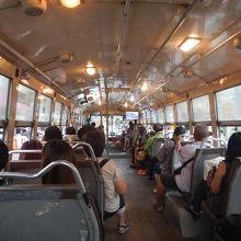 53番のバスでチャイナタウンからカオサン方面に帰ったきた