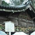 写真:日光東照宮 神厩舎