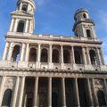 写真:サン シュルピス教会