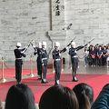 写真:中正紀念公園 衛兵交代儀式