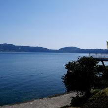 景色を見るなら午後が順光でよい