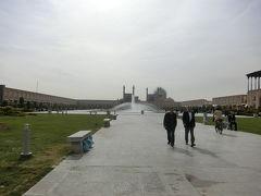 イスファハンのイマーム広場