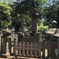 写真:井伊直弼墓